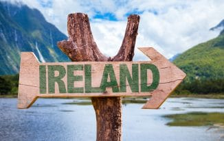 How easy is it for a UK company to open an office or branch in Ireland?